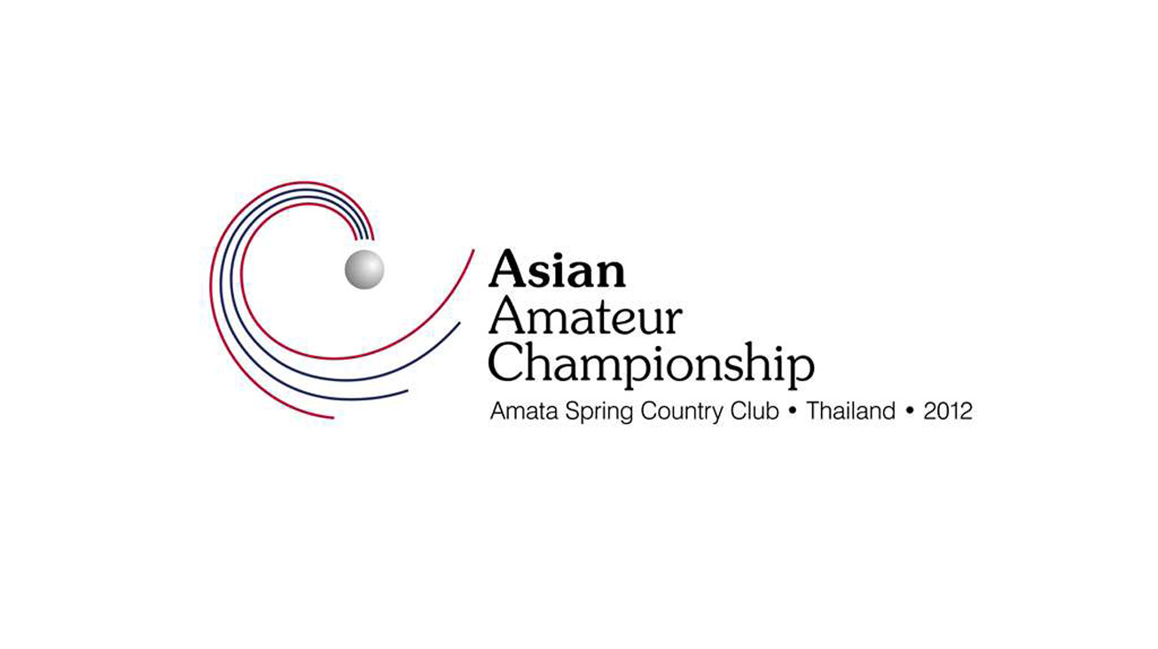 Asian amateur golf