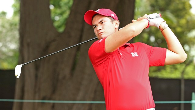 Melbourne, Australia: Niko Vui of Samoa pictured at the 2104 Asia-Pacific Amateur Championship at the Royal Melbourne Golf Club during round 01 on October 23, 2014. (Photo by Brett Crockford/AAC)